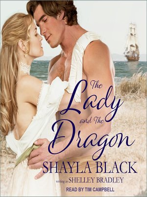 cover image of The Lady and the Dragon