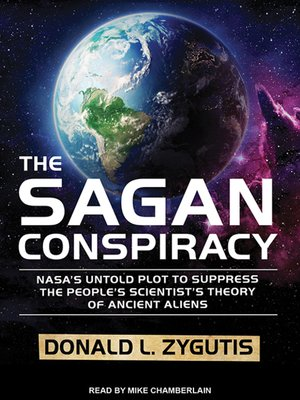 cover image of The Sagan Conspiracy