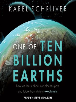 cover image of One of Ten Billion Earths