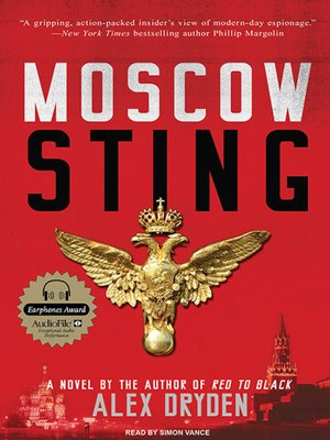 cover image of Moscow Sting