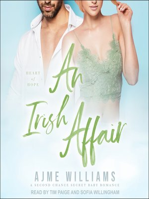 cover image of An Irish Affair