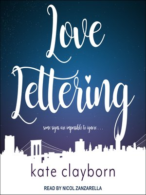 cover image of Love Lettering