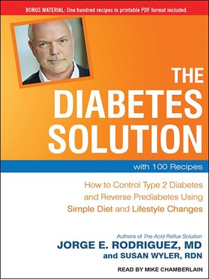 cover image of The Diabetes Solution