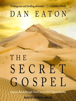 cover image of The Secret Gospel