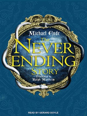 cover image of The Neverending Story