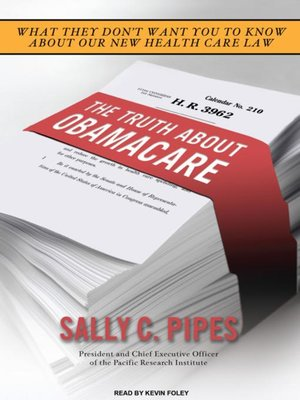 cover image of The Truth About Obamacare