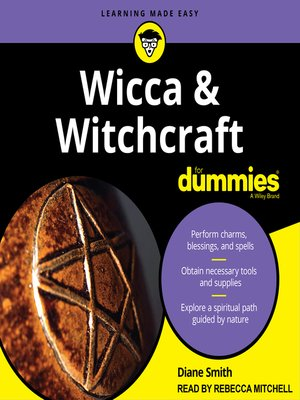 cover image of Wicca and Witchcraft for Dummies