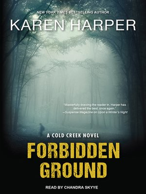 cover image of Forbidden Ground