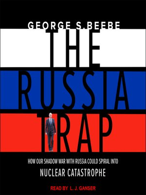 cover image of The Russia Trap