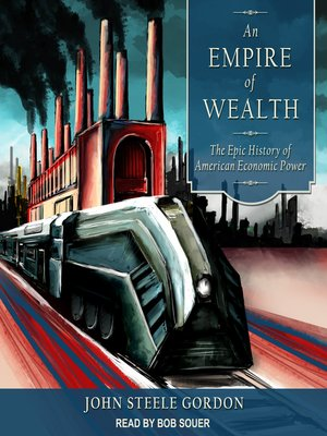 cover image of An Empire of Wealth
