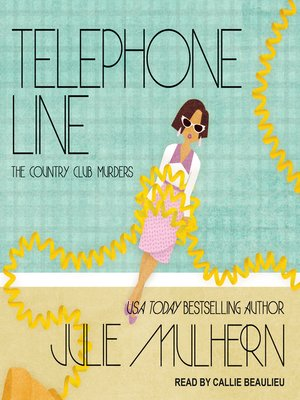 cover image of Telephone Line