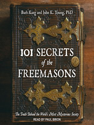 cover image of 101 Secrets of the Freemasons