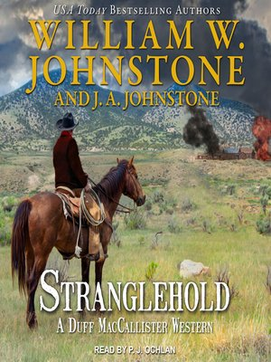cover image of Stranglehold
