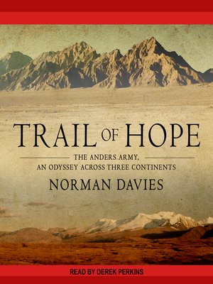cover image of Trail of Hope