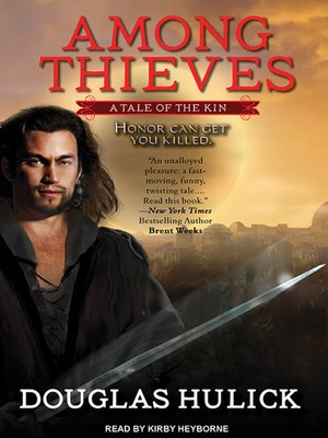 cover image of Among Thieves--A Tale of the Kin
