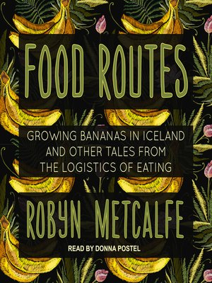 cover image of Food Routes