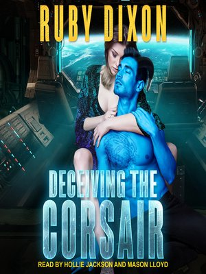 cover image of Deceiving the Corsair