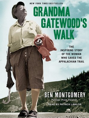cover image of Grandma Gatewood's Walk