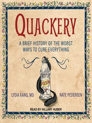 cover image of Quackery