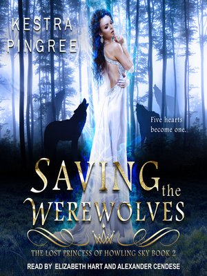 cover image of Saving the Werewolves