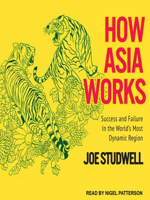 cover image of How Asia Works