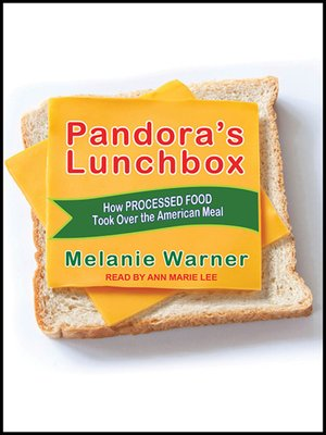 cover image of Pandora's Lunchbox