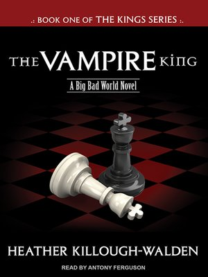 cover image of The Vampire King