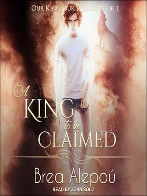 cover image of A King to be Claimed