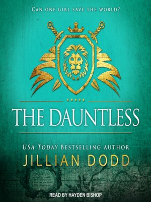 cover image of The Dauntless