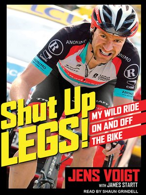 cover image of Shut Up, Legs!