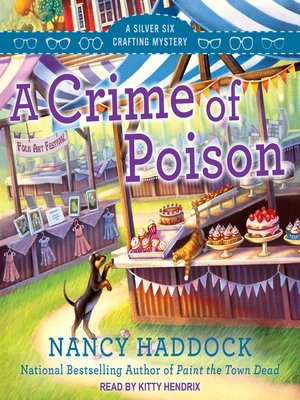 cover image of A Crime of Poison