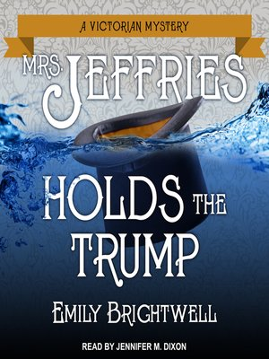cover image of Mrs. Jeffries Holds the Trump