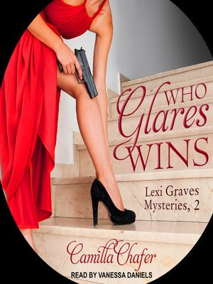 cover image of Who Glares Wins