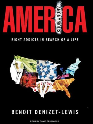 cover image of America Anonymous
