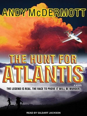 cover image of The Hunt for Atlantis--A Novel