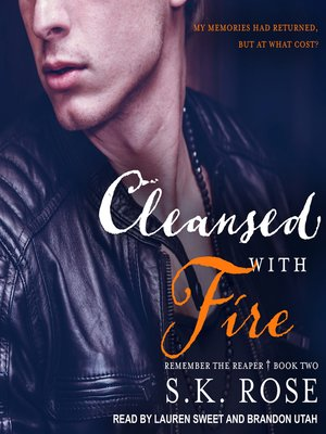 cover image of Cleansed with Fire