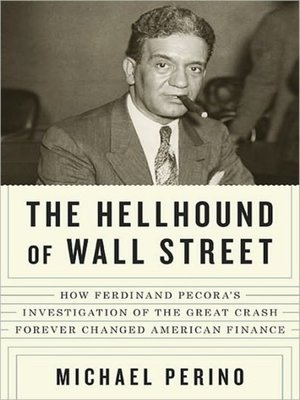 cover image of The Hellhound of Wall Street