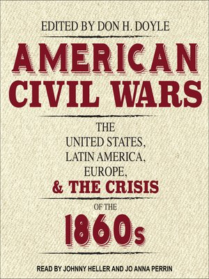 cover image of American Civil Wars