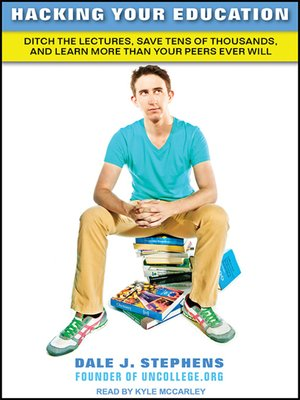 cover image of Hacking Your Education
