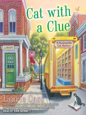 cover image of Cat With a Clue