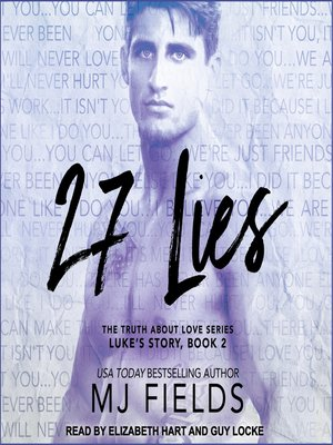 cover image of 27 Lies--Luke's Story
