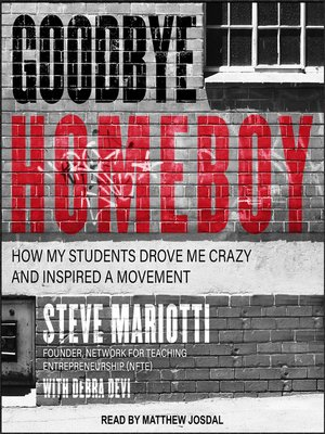 cover image of Goodbye Homeboy