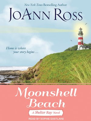 cover image of Moonshell Beach--A Shelter Bay Novel