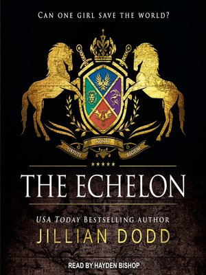 cover image of The Echelon