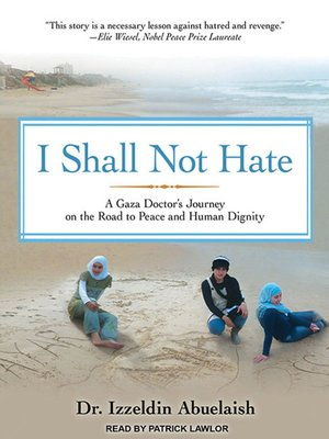 cover image of I Shall Not Hate