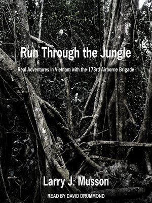 cover image of Run Through the Jungle