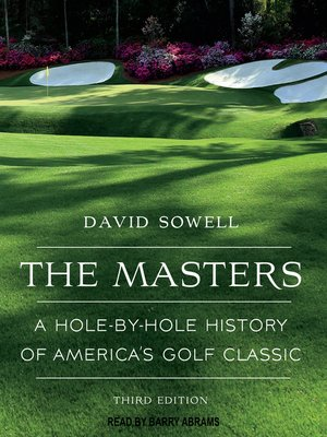 cover image of The Masters