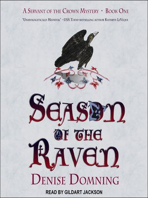 cover image of Season of the Raven