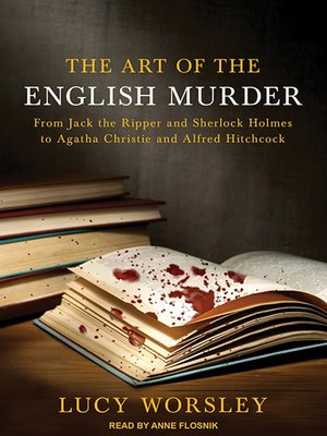 cover image of The Art of the English Murder