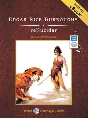 cover image of Pellucidar Series, Book 2
